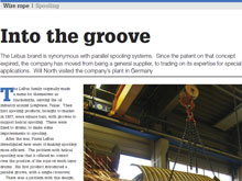 CRANES TODAY, released AUGUST 2010 - Into the groove (EN, PDF)